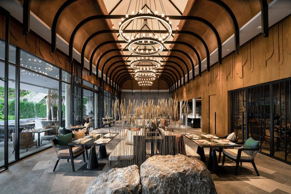 餐廳/喀比悅榕莊酒店/度假酒店/安達曼海/泰國