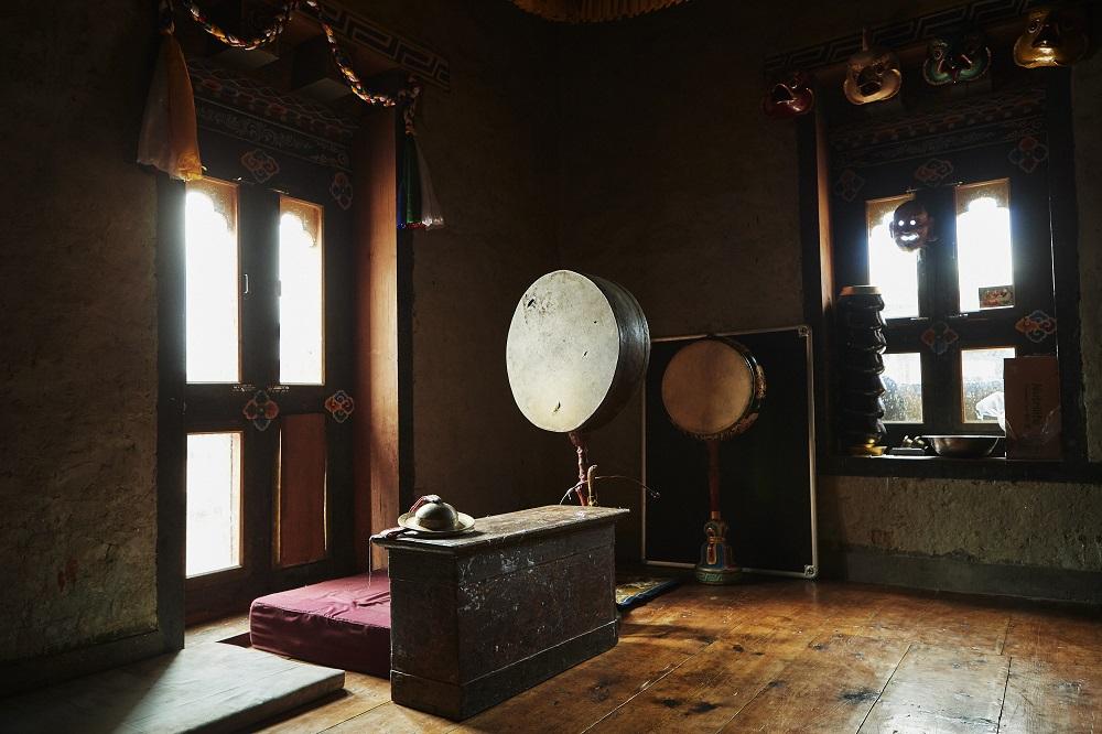 內部空間/六善酒店(Six Senses Bumthang)/喜瑪拉雅山腳/布姆塘/不丹