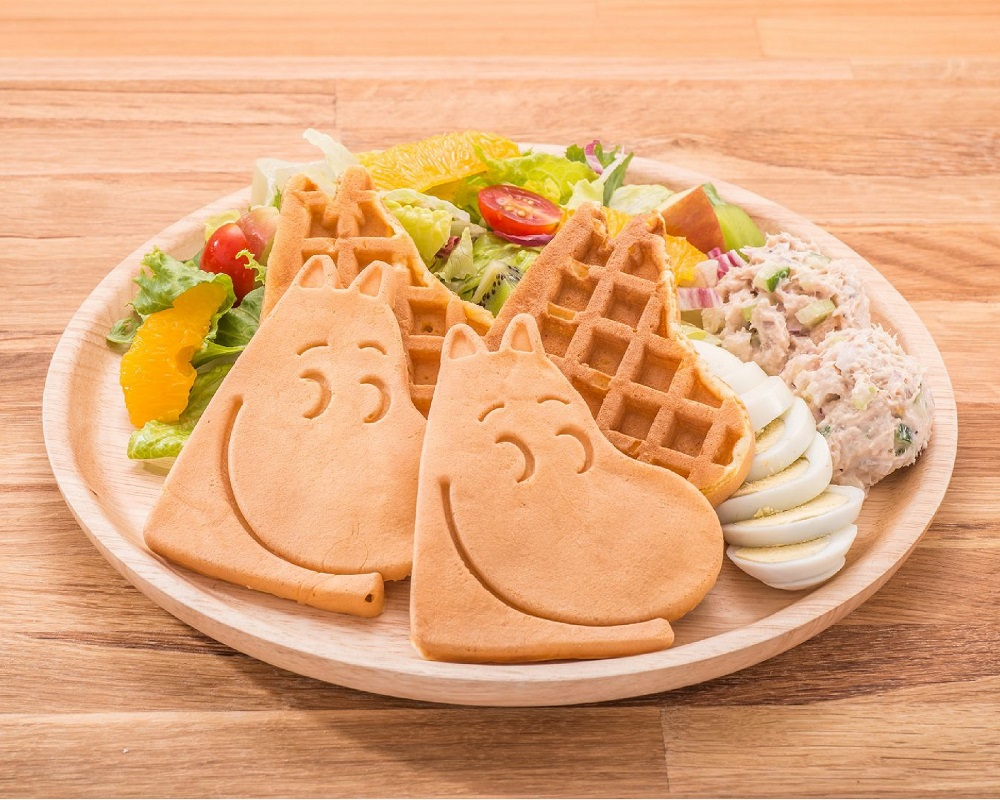 Moomin Café 嚕嚕米主題餐廳/美食/台北/台灣