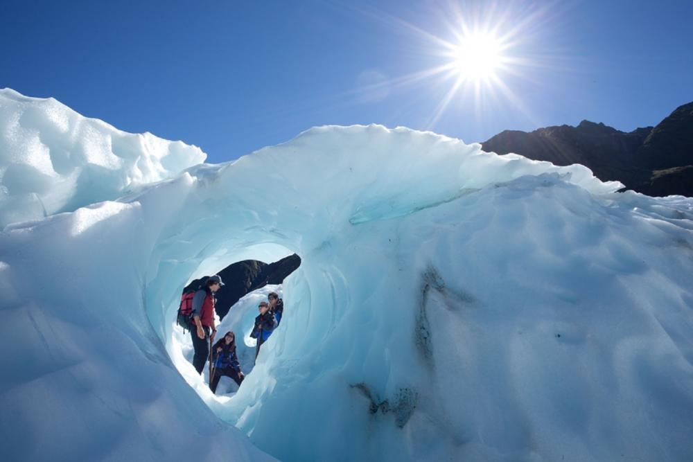 世界遺產/福克斯冰河/蒂瓦希普納姆/南島/紐西蘭