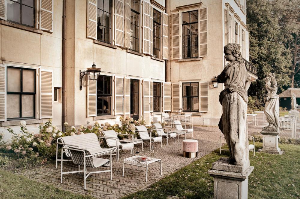 外觀/雕像/古典莊園/Parc Broekhuizen/烏特勒支嶺國家公園/荷蘭