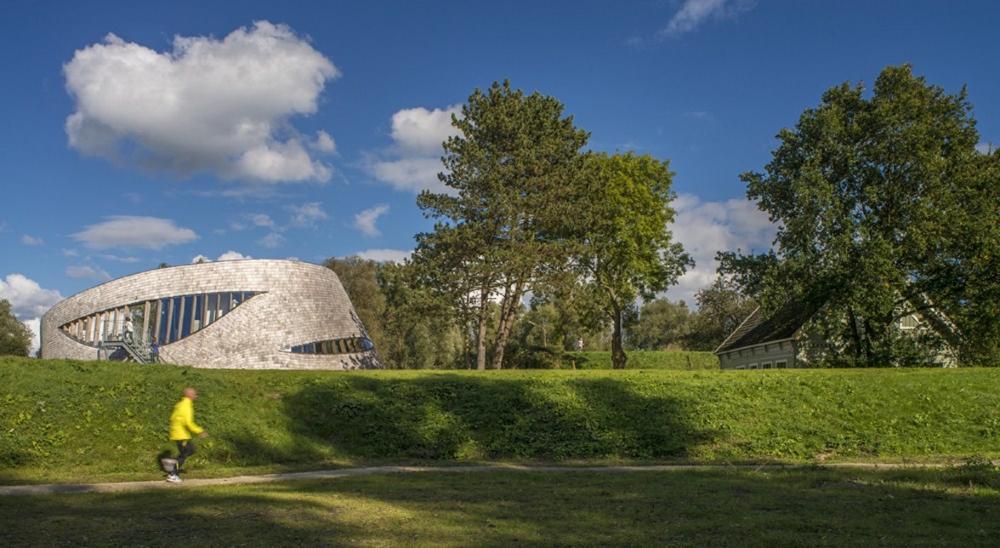 外觀/Paviljoen Puur/迪默丹堡/荷蘭