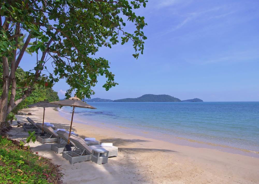 海灘/Amatara Wellness Resort/普吉島/泰國