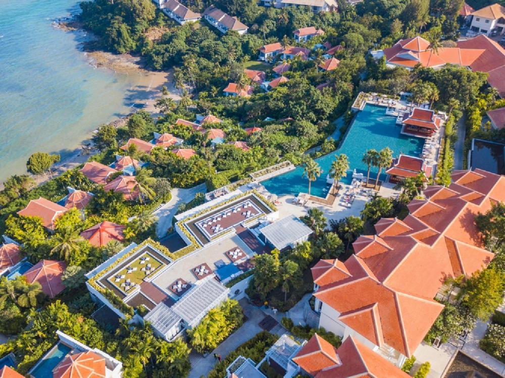 外觀/Amatara Wellness Resort/安達曼海/普吉島/泰國