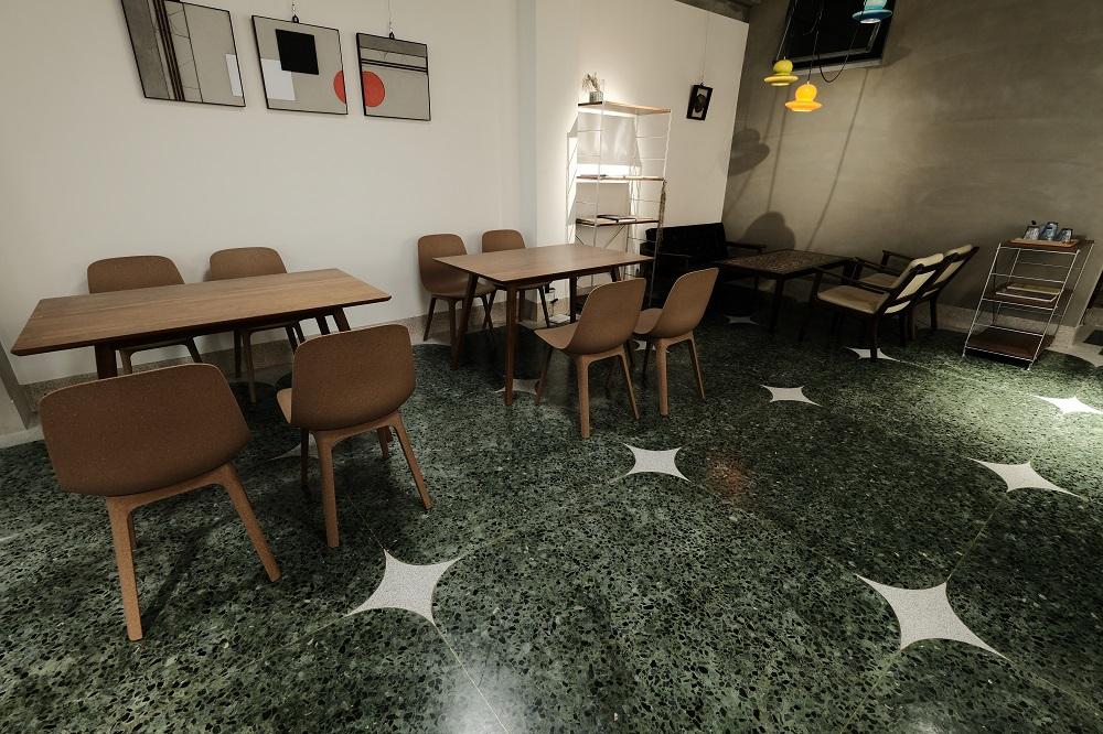 磨石地板/老房子/建築/台灣