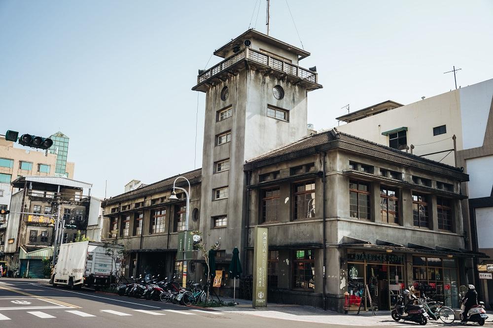 磨石子和洗石子/老房子/建築/台灣