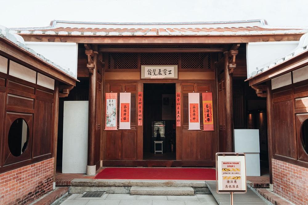紅磚/老房子/建築/台灣