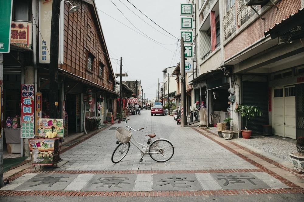 菁寮老街/單車/旅遊/台南/台灣