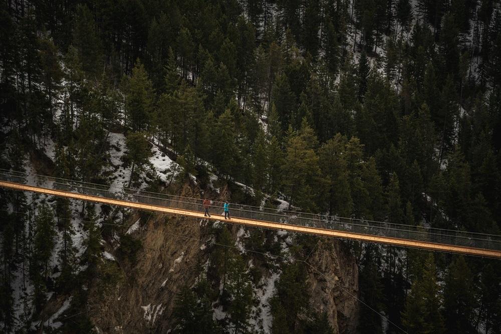 金色天橋(Golden Skybridge)/旅遊/黃金小鎮/卑詩省/加拿大