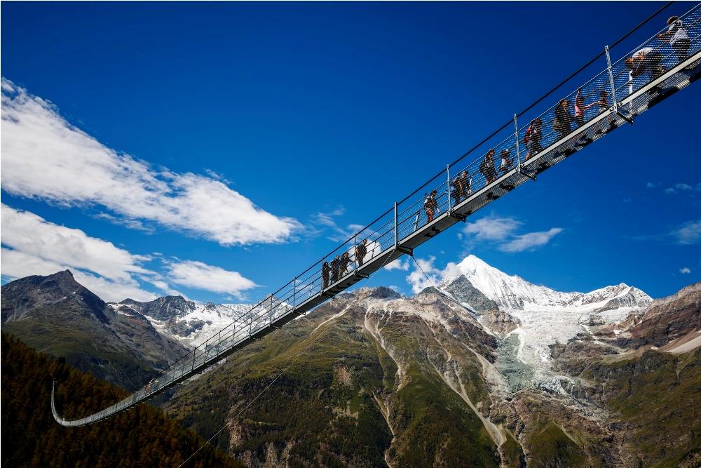 Europaweg/瑞士/旅遊/健行步道