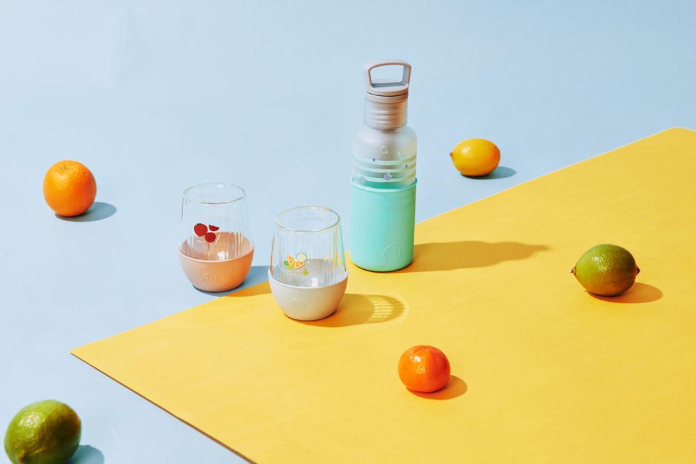 戀夏冰果室/印花樂/HYDY/冷水瓶
