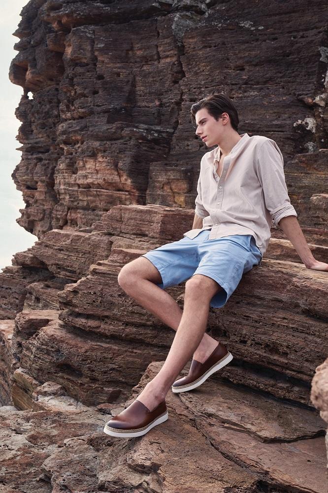 AMEDEO TESTONI/休閒鞋/2021春季新款/台灣