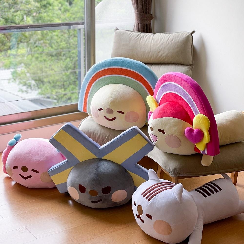 娃娃/OPEN!家族/卡娜赫拉/7-ELEVEN/台灣