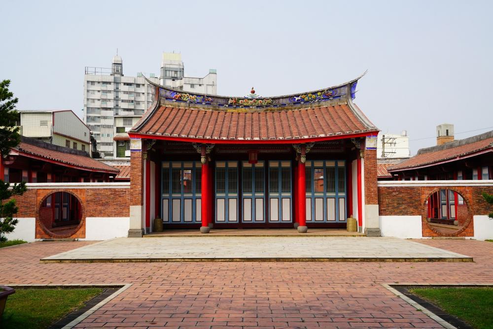 外觀/屏東書院/孔廟/屏東/台灣