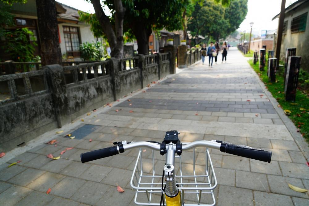 單車/勝利星村/文化園區/屏東/台灣