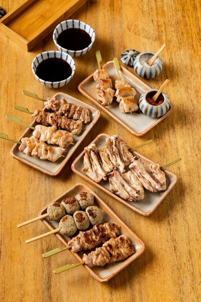 串燒/鳥喜/雞肉串燒禮盒/台北/台灣