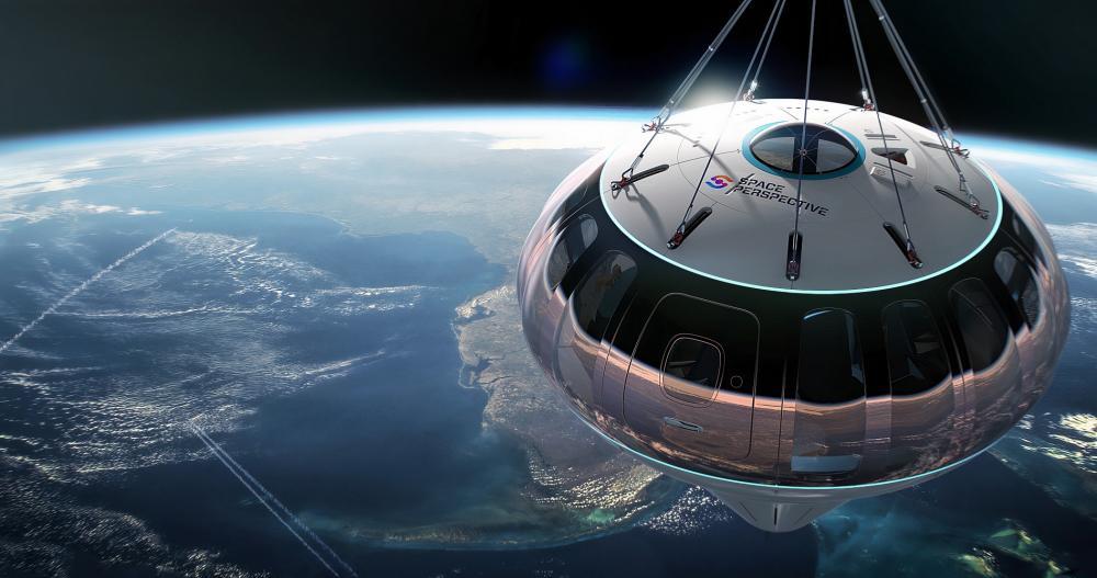 太空船/海王星/Space Perspective/太空旅遊/美國
