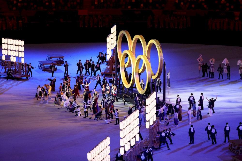 開幕式/2020東京奧運/東京/日本