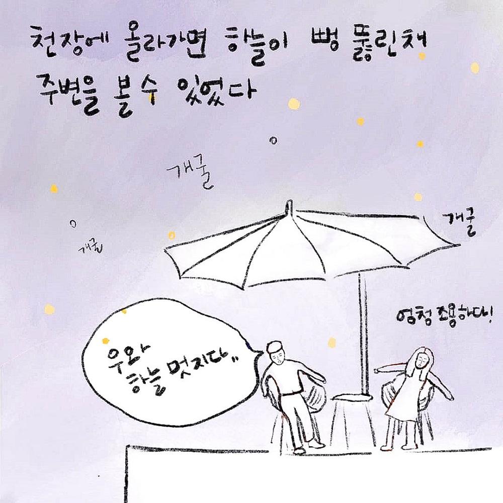 曺貞熙/插畫家/台灣/韓國