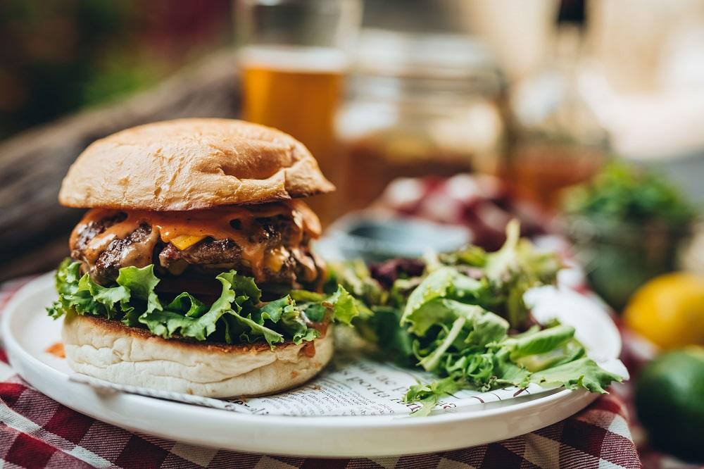 漢堡/SKB Burger/美食/台北/台灣