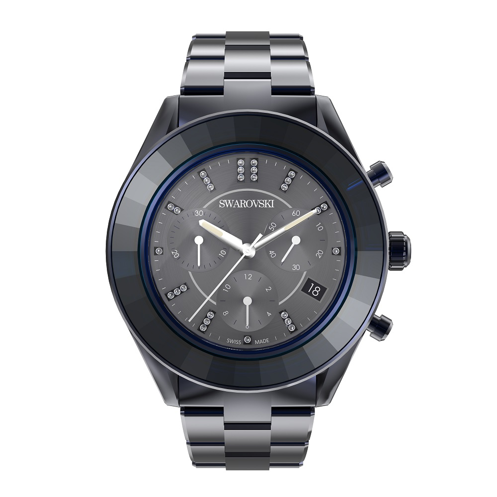 手錶/父親節禮物/施華洛世奇/送禮推薦/台灣