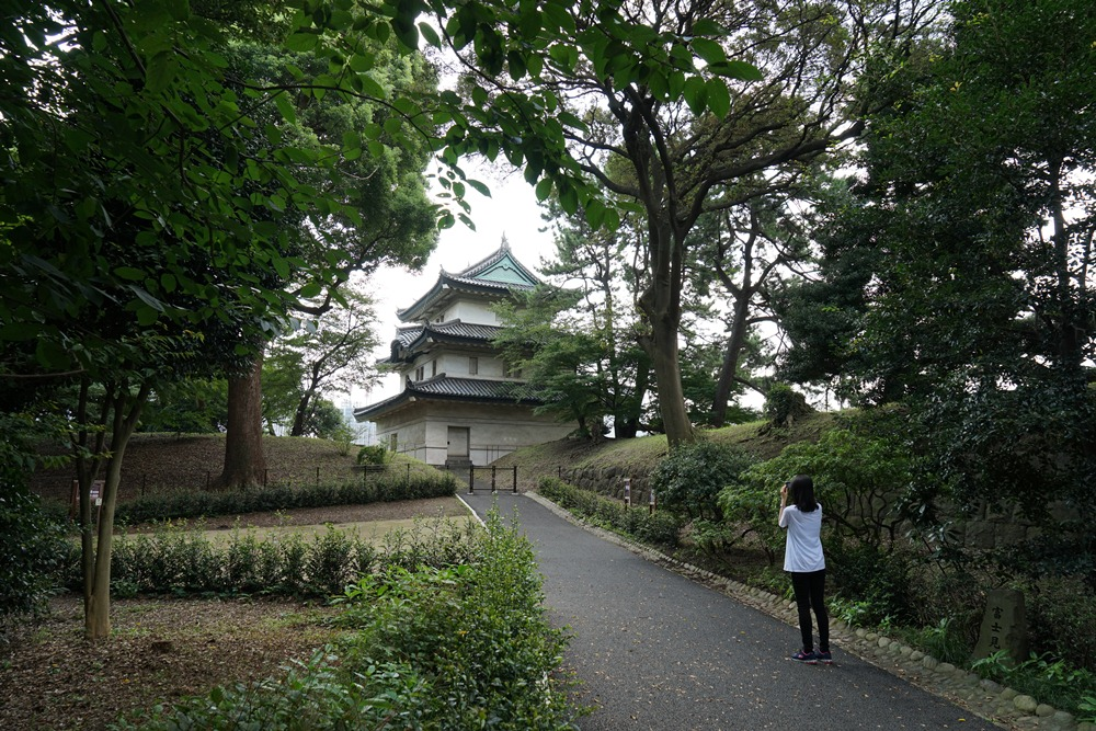 外觀/東京皇居內苑/東京/日本
