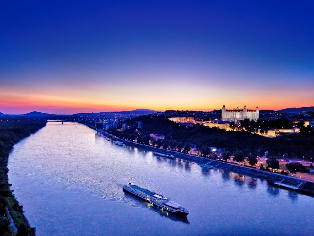 郵輪/Kempinski Hotel River Park/多瑙河/斯洛伐克/歐洲