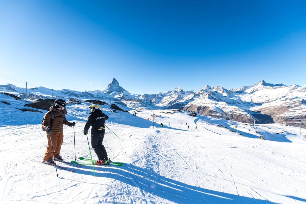 滑雪/策馬特/馬特洪峰/瑞士