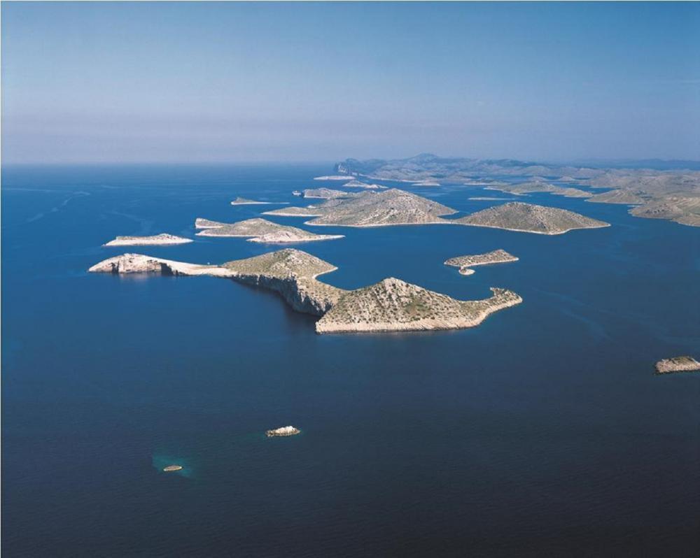 小島/科納齊群島國家公園/旅遊/克羅埃西亞