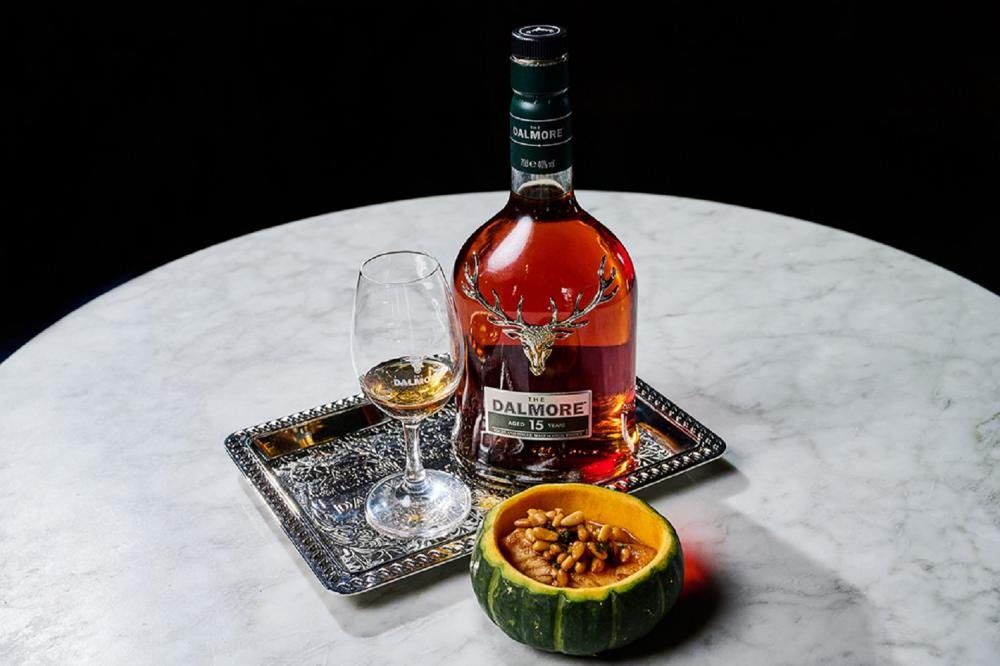 威士忌/大摩/米其林餐廳/父親節套餐/台灣