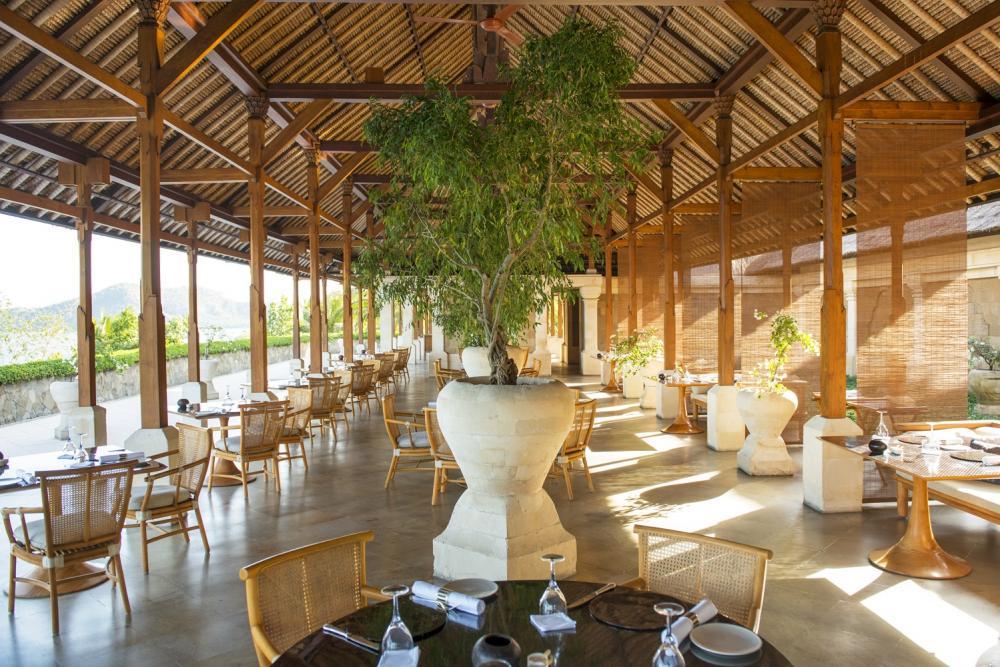 飯店餐廳/Aman Amankila/住宿/峇里島