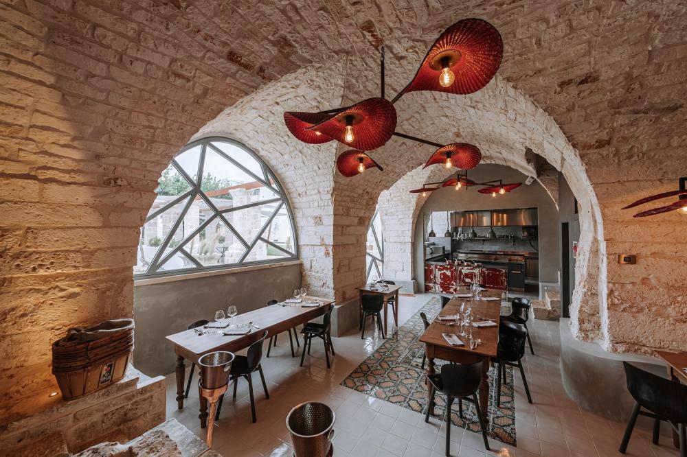 餐廳/Paragon 700/歐斯圖尼/義大利
