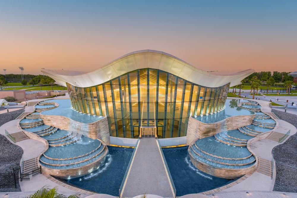 外觀/Deep Dive Dubai/深潛游泳池/杜拜