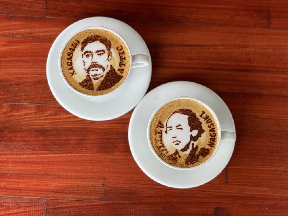 咖啡/咖啡店ATTIC/紀念咖啡/長崎縣/日本
