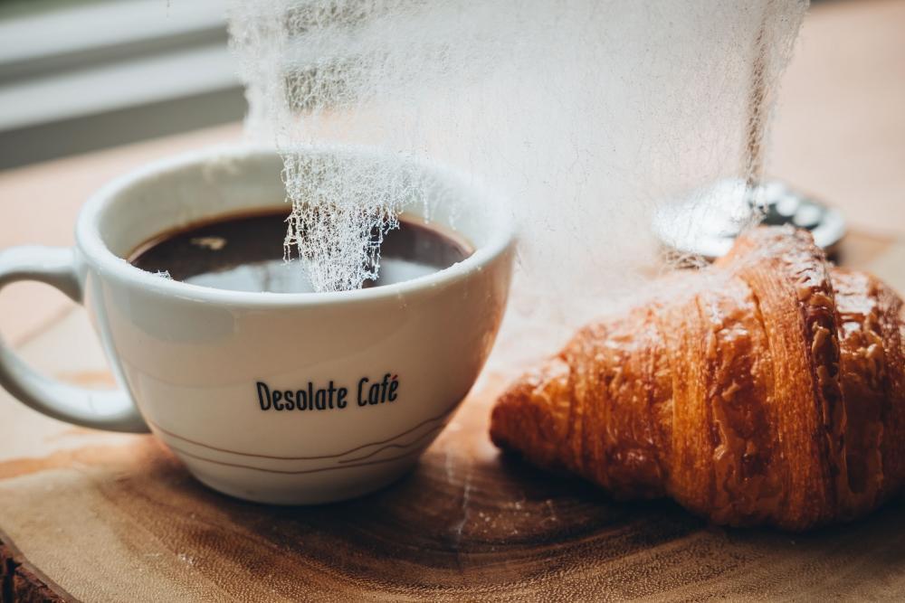 咖啡/蠻荒咖啡/打卡咖啡店/南投/台灣