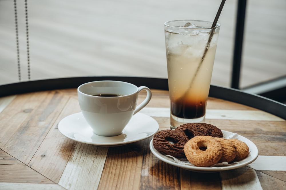 咖啡/鹿篙咖啡莊園/茶園/南投/台灣
