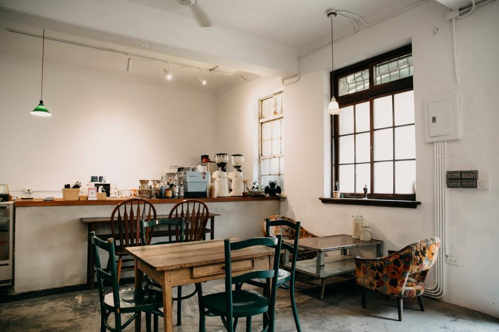 店內環境/赤子justkids/複合式咖啡店/新竹/台灣