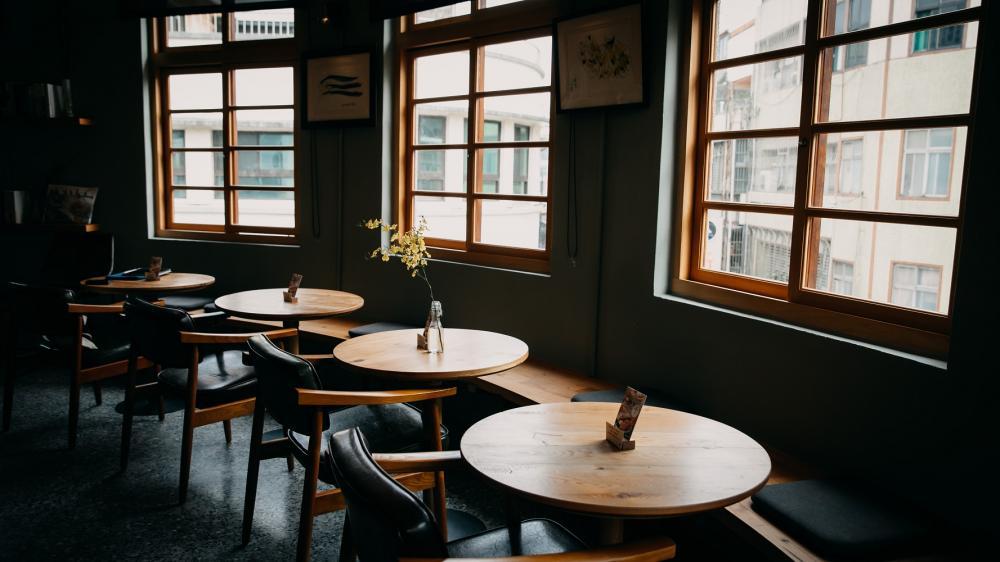 內部/或者工藝櫥窗/複合式咖啡廳/新竹/台灣