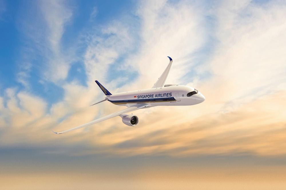 飛機/新加坡航空/直飛航線/台北/洛杉磯