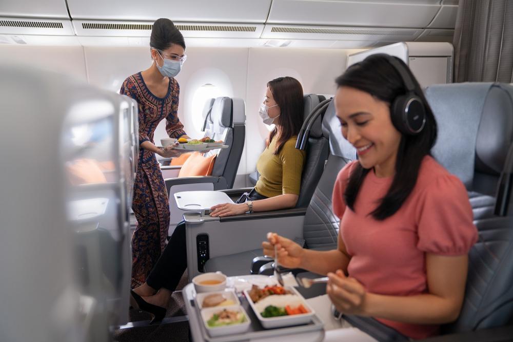經濟艙/新加坡航空/直飛航線/台北/洛杉磯