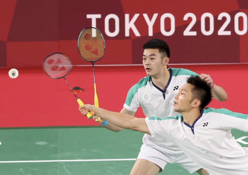 王齊麟/李洋/羽球選手/東京奧運/台灣