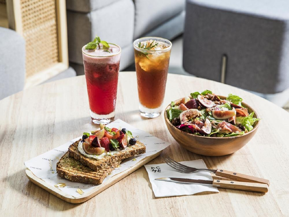 餐點/CAFE ACME/複合式咖啡店/台北/台灣