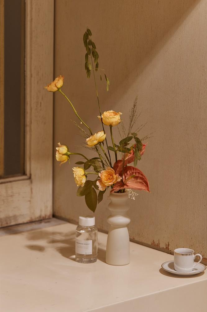 店內裝飾/CAFE ACME/複合式咖啡店/台北/台灣