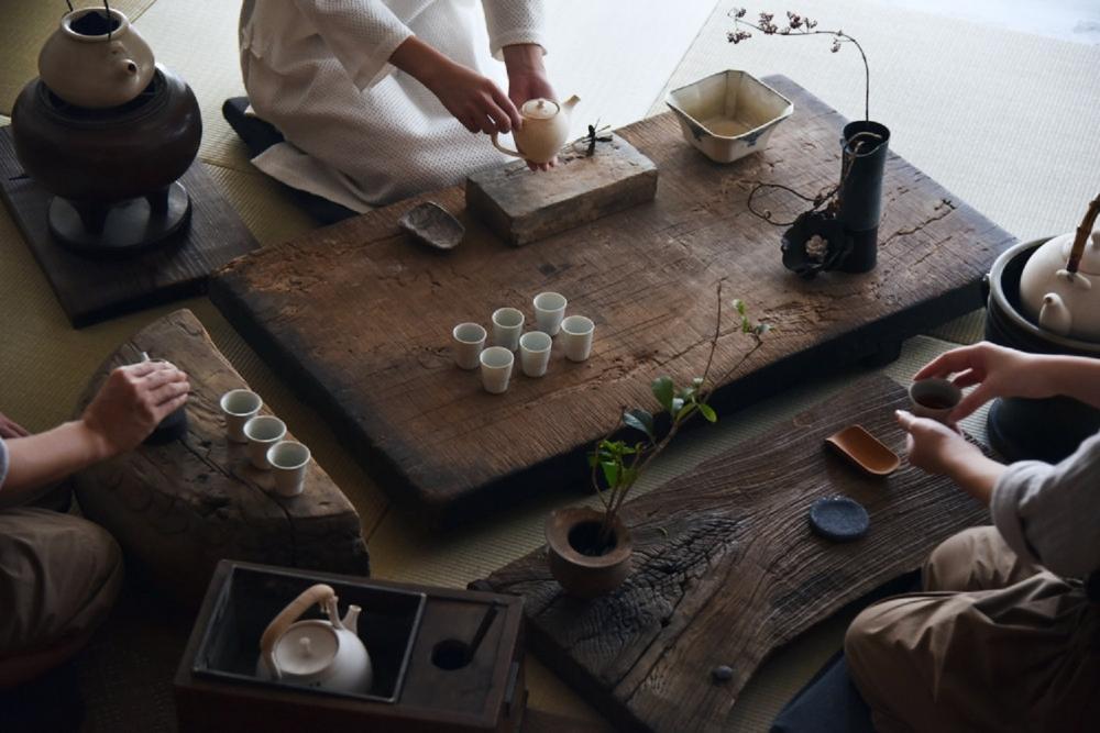 泡茶/三徑就荒/台北/台灣