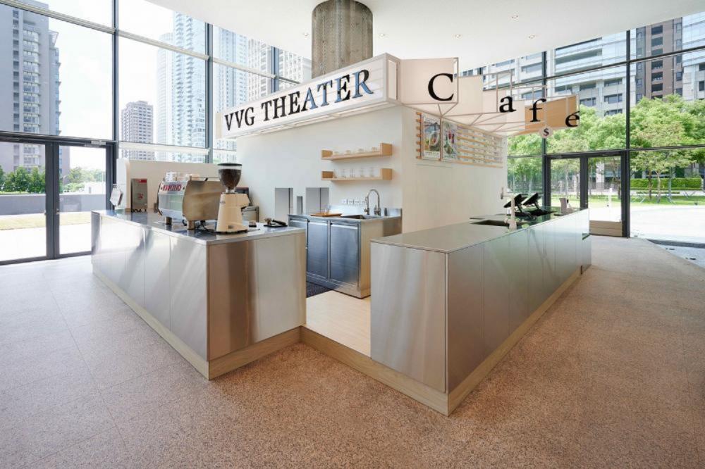 用餐環境/VVG Theater Café 好樣劇場咖啡/國家歌劇院/台中/台灣