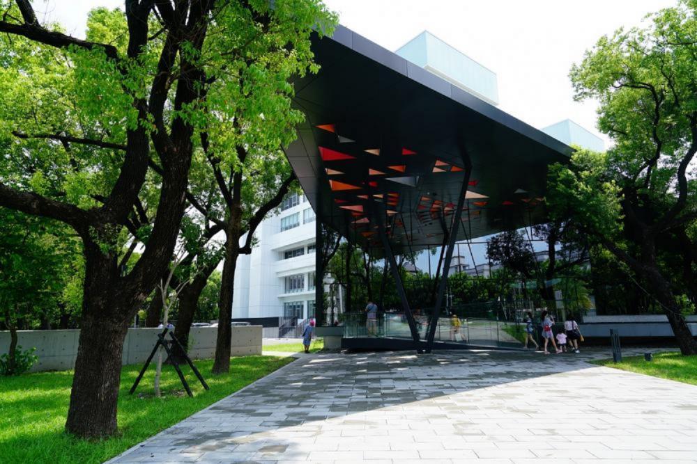 外觀/屏東縣立圖書館/森林系圖書館/屏東/台灣