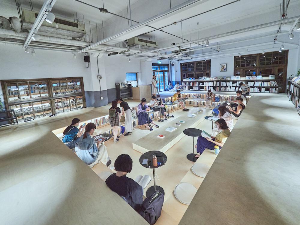 內部空間/不只是圖書館/信義景點/台北景點/台北/台灣