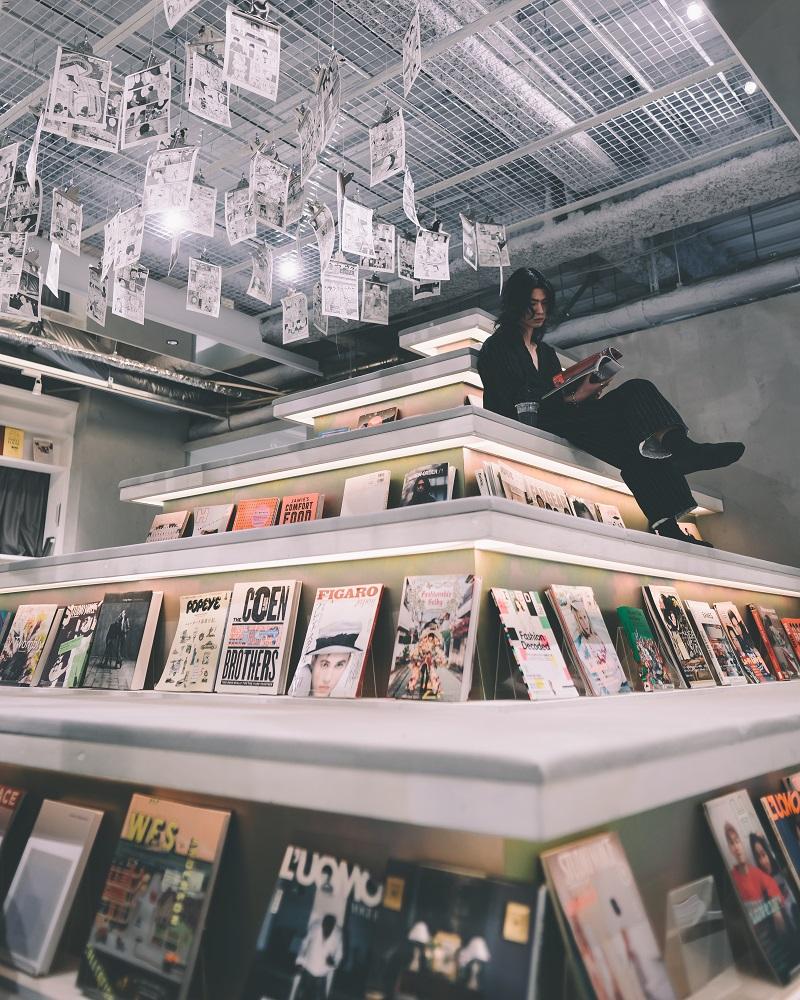 內部/BOOK AND BED TOKYO/膠囊旅館/東京/日本