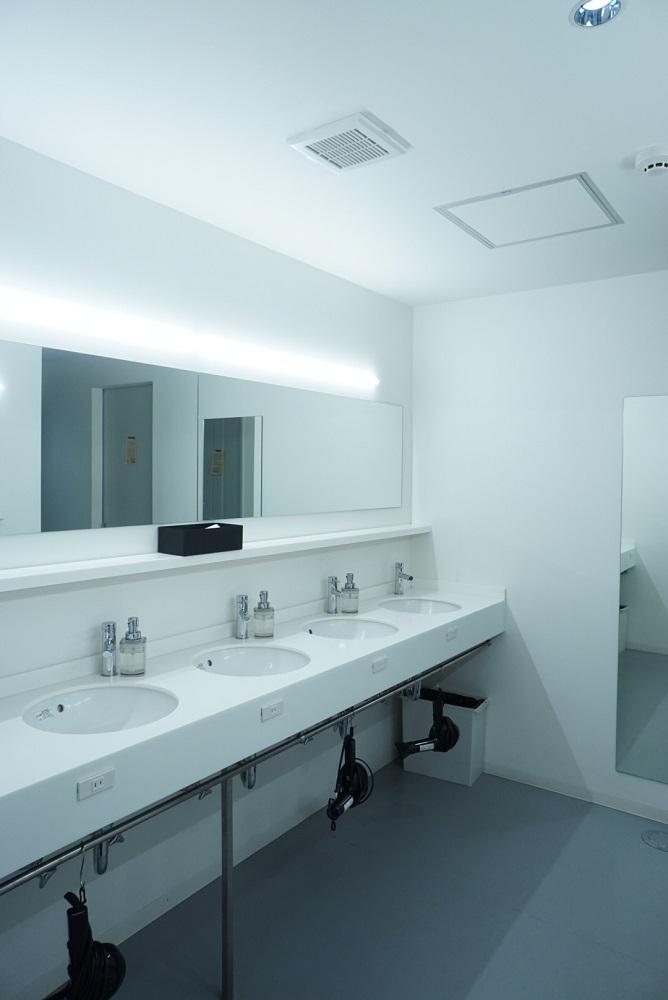 浴室/BOOK AND BED TOKYO/膠囊旅館/東京/日本