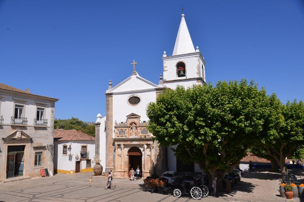 外觀/教堂/白色之城/葡萄牙